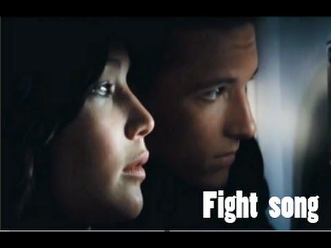 Fight Song - Katniss & Peeta