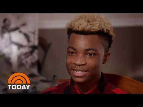 Teenage Baker Honors Martin Luther King Jr. In A Special Way | TODAY