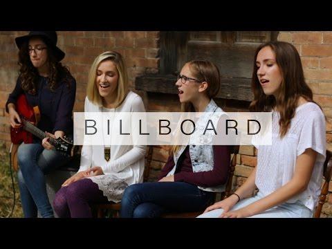 Billboard (If I'm Honest) - Jacob Whitesides (Acoustic Cover) | Gardiner Sisters