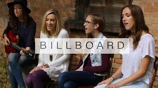 Billboard (If I'm Honest) - Jacob Whitesides (Acoustic Cover)   Gardiner Sisters