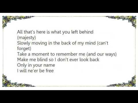 Chvrches - Night Sky Lyrics