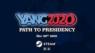 Yang2020 Video Game Trailer | Dec 30th 2019