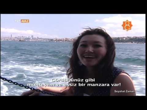 Aisuluu İstanbul'u Sizler İçin Gezdi - Seyahat Zamanı - TRT Avaz
