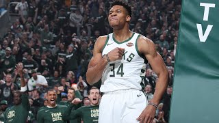 Milwaukee Bucks Best Plays Of 2019
