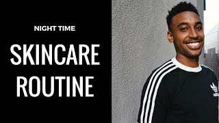 MY NIGHTIME SKINCARE ROUTINE | PERFECT FOR ACNE & AGING | GROOMING