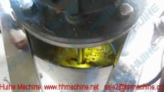Laboratory high speed cooking machine 1