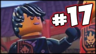 LEGO Ninjago: Shadow of Ronin - Walkthrough - Part 17 - CHEN'S ISLAND!