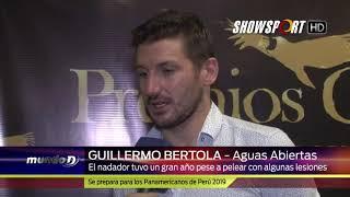 AGUAS ABIERTAS Guillermo Bertola