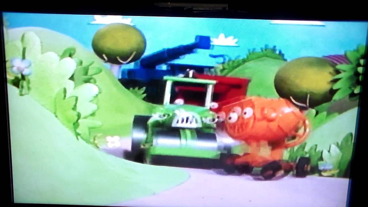 Opening And Trailers From Bob The Builder Team Power 2004 Dvd Youtube