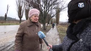 В селе Белоглинка Симферопольского района транспортное сообщение наболевшая проблема