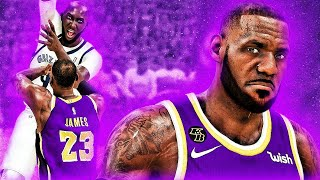 Tacko Fall Put LeBron On A POSTER! DESTROYING LeBron James Legacy! Vert NEW KING! NBA 2K20 MyCAREER
