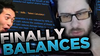 FINALLY SOME CHANGES & THEY'RE GOOD! 8.2 Balance Opinion | Cdew