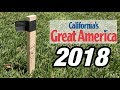 California's Great America TEASES NEW 2018 Ride. What is it?