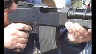 1-26-08 Machine gun shoot