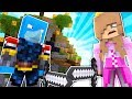 KING AND QUEEN CHALLENGE! Minecraft BedWars | Little Kelly