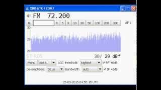 [Tropo] 72.20 MHz - Cherkasy regional radio (Radio Ros