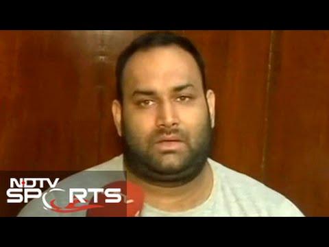Dope-tainted shotputter Inderjeet Singh breaks down during interview