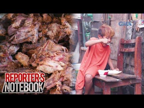 Reporter's Notebook: Tira-tirang pagkain o pagpag, bumubuhay sa mahihirap na pamilyang Pilipino