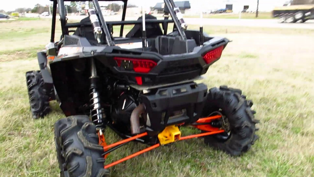 2014 Polaris RZR 1000, power steering, only 400 miles and 83 hours