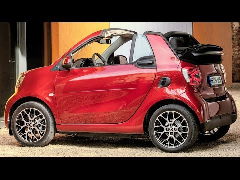 2020 Smart EQ Fortwo Cabrio - Ground-Breaking Urban Car