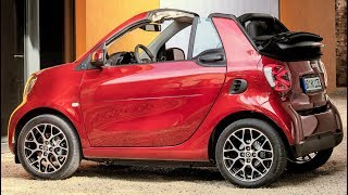 2020 smart EQ fortwo cabrio - Ground-Breaking Urban Car