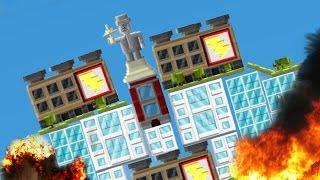 DEADLIEST CITY EVER - BalanCity Gameplay ★ Let's Play BalanCity (Beta Gameplay)