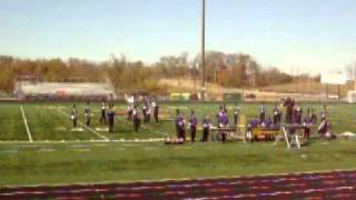 Southern High School Marching Band at Ryle High