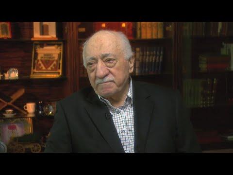 """Fethullah Gülen : """"Je ne m'inquiète pas d'une extradition vers la Turquie"""""""