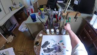Oil Painting - Basic Layer Part 11