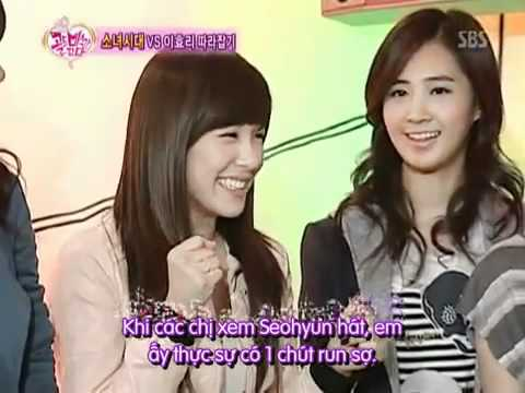 Vietsub Gold miss in coming   SNSD Part 1 2