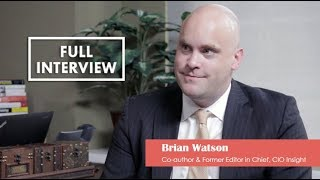 Learning from Authors - Brain Watson, Full Episode