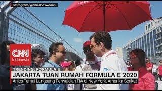 Jakarta Jadi Tuan Rumah Formula E 2020