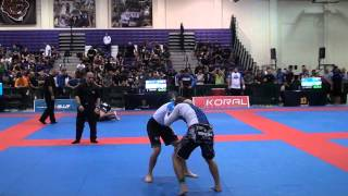Craig Edmondson  2014 No Gi Pans Match 3