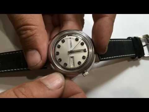 Часы Ракета 3031 с будильником