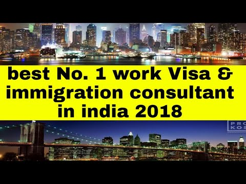 top visa and immigration consultants in india | best work permit agents in india top work permit