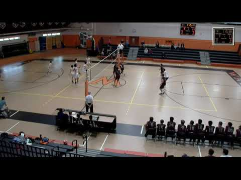WHS Volleyball vs Westford Academy - April 23, 2019