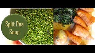 Split Pea Soup: Newfoundland Style