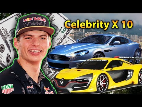 Max Verstappen Luxury Lifestyle | Bio, Family, Net Worth, Earning, House, Cars