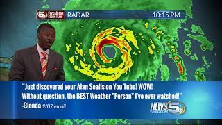 "Alan Sealls ""Best Weatherman Ever"" Promo"
