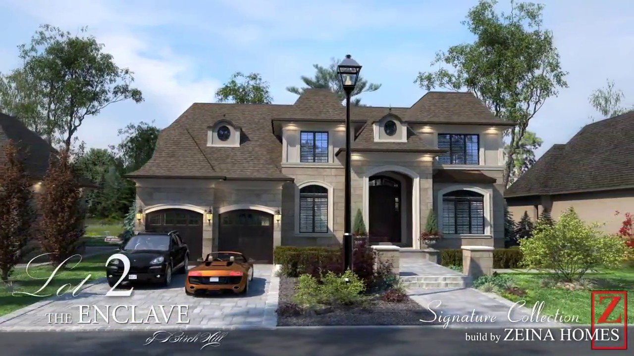 Zeina Homes Luxury Homes In Oakville Ontario!