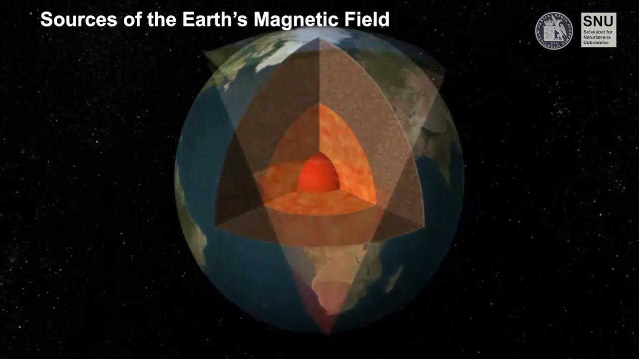 Nils Olsen - Udforskning af Jordens magnetfelt med satellitter - fra Ørsted til Swarm