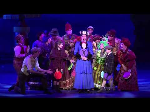 Mary Poppins 2014 Palace Theater
