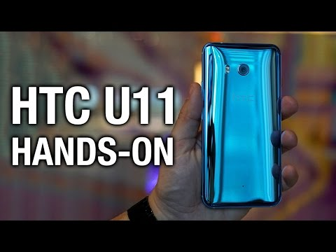 Meet the all new HTC U11!