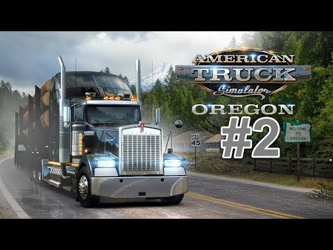 american truck simulator 33 oregon dlc buying our first. Black Bedroom Furniture Sets. Home Design Ideas