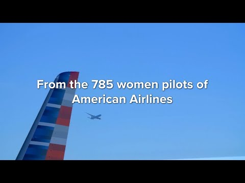 Don't Rush AA Women Pilots