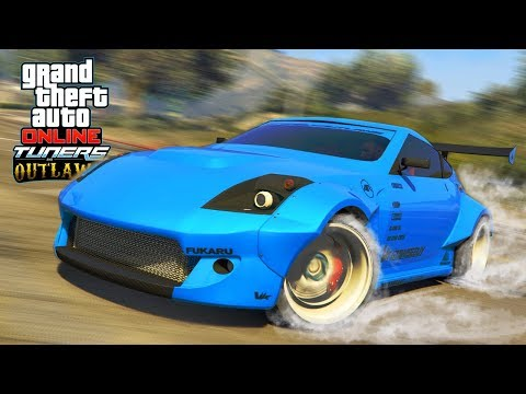 The ZR380 We Asked For! TUNER 350Z GTA 5 CUSTOM Car Mods