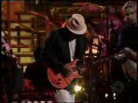 chad kroeger feat. santana into the night live