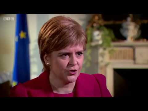 Europe: Scotland's Dilemma - BBC Documentary 2017