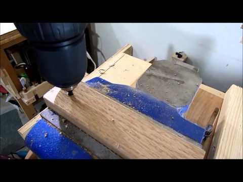 Make a Wood Screw Tap