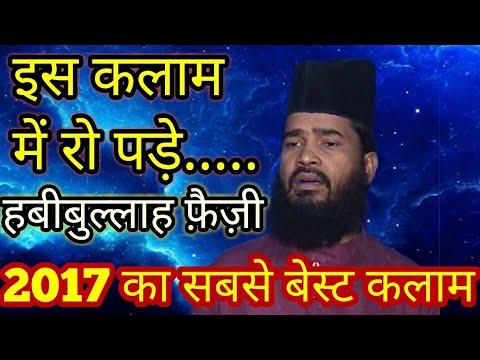 HABIBULLAH FAIZI~|| 2017 KA SABSE BEST KALAAM || at MADHUPUR, JHARKHAND